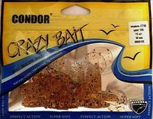 Твістер Кондор Crazy bait CT50, колір 116, 50мм, 15шт