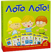 Настольная игра Arial Лото лото 910374, КОД: 1318879