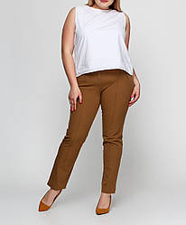 Женские брюки Gerry Weber 44R Светло-коричневый 2900055491014, КОД: 995980