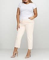 Женские брюки Gerry Weber 48R Кремовый 2900055510012, КОД: 1270113