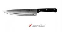 """Нож """"Шеф-повар"""" из нержавеющей стали (лезвие 20 см), Kamille 5108"""