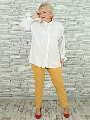 Женские брюки NadiN 1515 14 Жёлтые 60 р, КОД: 1848219