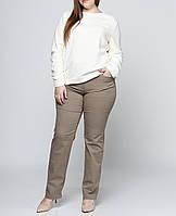 Женские штаны Gerry Weber 40R Бежевый 2900054126016, КОД: 988849