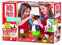 Набор для лепки Tutti Frutti Сделай Мороженое BJTT14808, КОД: 2445754