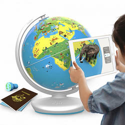 Навчальний глобус з доповненою реальністю Orboot Shifu