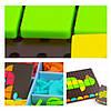 """Мозаїка з картками """"Геометрична фантазія"""" MiDeer Toys, фото 4"""