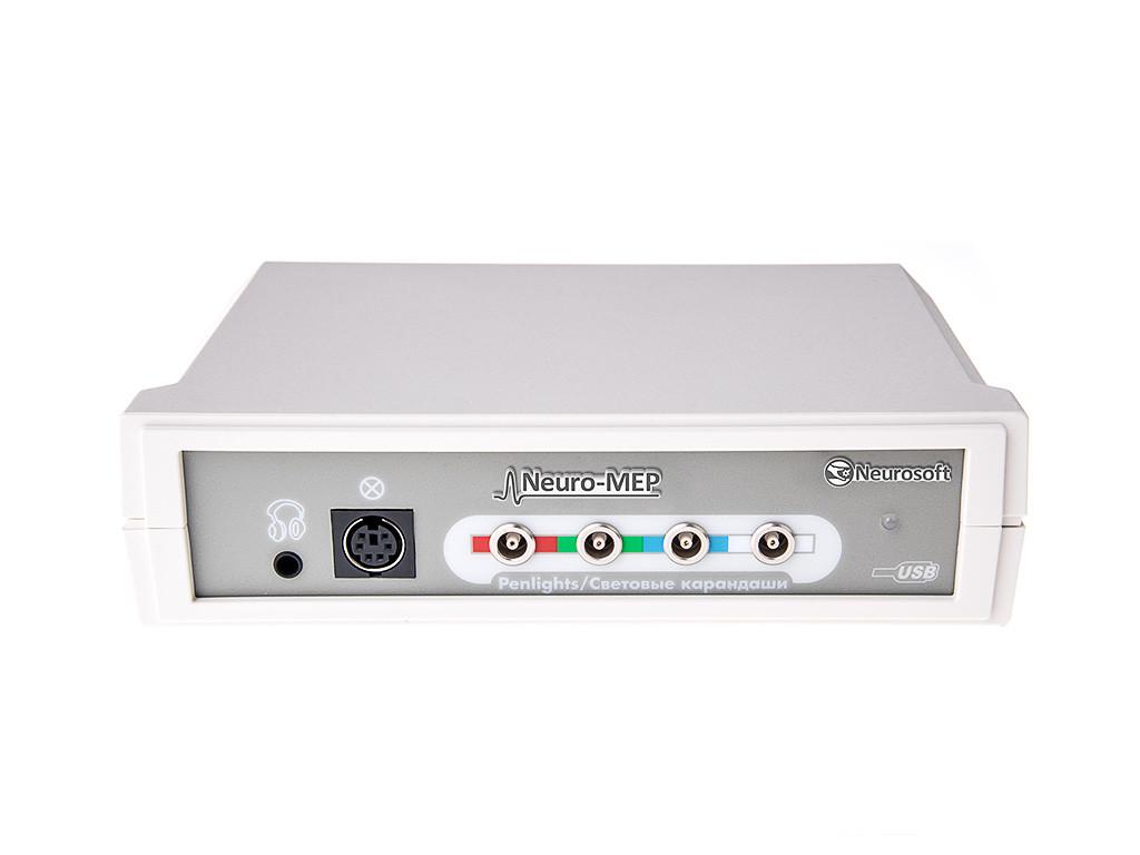 Блок аудиовидеостимулятора