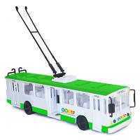 Модель Технопарк Тролейбус BIG Киев SB-17-17WBK, КОД: 2431099
