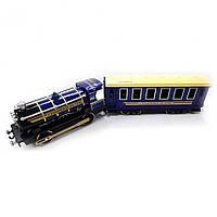 Модель Технопарк Паровоз с вагоном CT10-038, КОД: 2432505