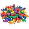 """Набір фігурок для сортування """"Домашні улюбленці"""" (72 шт) EDX Education, фото 3"""