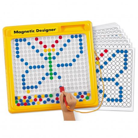 """Магнитный планшет с карточками """"Юный дизайнер"""" Lakeshore"""
