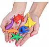 """Набор фигурок для сортировки """"Морские животные"""" (84 шт) EDX Education, фото 3"""