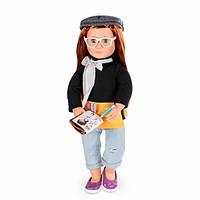 Набор Our Generation Deluxe Кукла-двойник Сабина с книгой BD31114ATZ, КОД: 2426474
