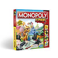 Настольная игра Hasbro Моя первая монополия A6984121, КОД: 2437633
