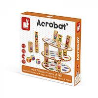 Настольная игра Janod Акробат J02757, КОД: 2438854