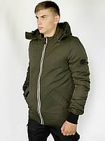 Демисезонная куртка Intruder Spart L Хаки 1589543833 2, КОД: 2389690