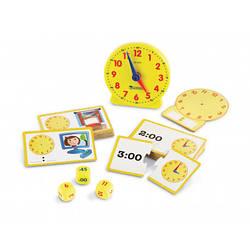 """Игровой набор """"Изучаем время"""" Learning Resources"""