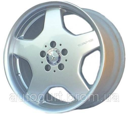 Mercedes OE2204011802 8,5x18 5x112 ET 35 (серебро)