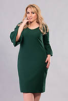 Платье Tasa 1177 48 Темно-зеленое, КОД: 722624