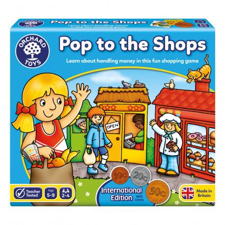 Настільна гра для навчання фінансової грамотності «Успішний підприємець» Orchard Toys