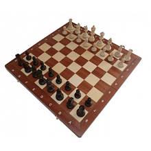 Шахматы для соревнований дерево Турнирные 3 Madon с-93 с чехлом сумкой 11rc-93, КОД: 2451073