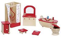 Набор для кукол Goki Мебель для ванной 51959G, КОД: 2427095