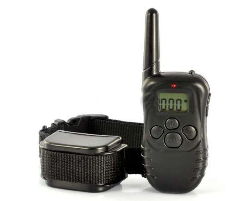 Обучающий электро ошейник для тренировки собак Dog Training Черный (R0083)