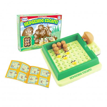 """Настільна гра-головоломка """"Врятуйте їжачків"""" Popular Playthings"""