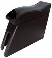 Подлокотник мод. LADA 2101-06 черный БЕЗ ЛОГО NEW (изогн. под руку)