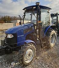 Трактор с кабиной ДТЗ 5504К (кондиционер)