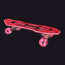 Скейтборд Neon Cruzer Red N100791, КОД: 2432553