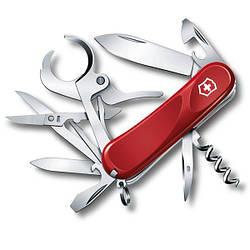 Швейцарский нож Victorinox Cigar 79 85 мм 15 функций Красный 2.5713.E, КОД: 1671060