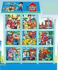 Триповерховий ляльковий будиночок ігровий будинок для героїв Дитячого патруль 8340