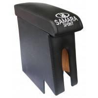 Подлокотник мод. LADA 2108-099 черный с ЛОГО mini