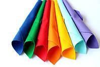 Набор корейского мягкого фетра Pugovichok Радуга 7 цветов hubkYud64795, КОД: 128684