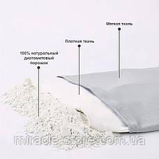 Противоскользащий диатомитовый коврик для ванной комнаты, фото 2