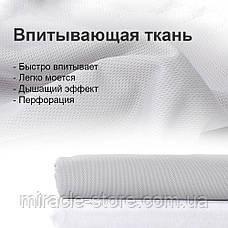 Противоскользащий диатомитовый коврик для ванной комнаты, фото 3