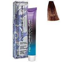 Безаммиачная крем-краска для волос Abril et Nature Hair Color 6.43 Темно-русый медный золотистый 60 мл
