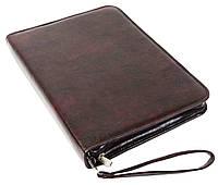 Деловая папка из искусственной кожи Exclusive Коричневый 710800-2 brown, КОД: 1851669