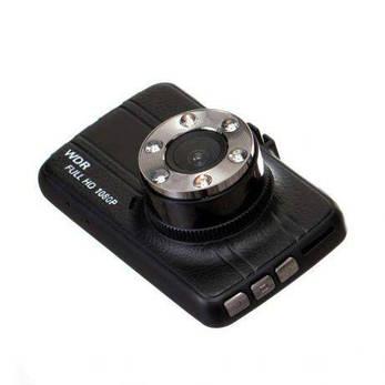 Видеорегистратор DVR T660+ Full HD 1080p с камерой заднего вида Черный (FL-68), фото 2