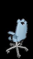 Детское эргономичное кресло KULIK SYSTEM FLY Светло-синее 1303, КОД: 1335579