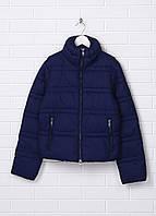 Женская демисезонная куртка Silvian Heach S Темно-синяя 6062684-S, КОД: 1464751