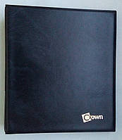 Альбом для банкнот Crown Черный S18, КОД: 1614009
