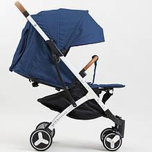 Детская прогулочная коляска YoyaPlus 3 Синий 959759026, КОД: 1073370