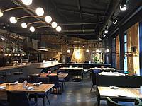 Мебель для баров и ресторанов изготовление на заказ по авторскому дизайну