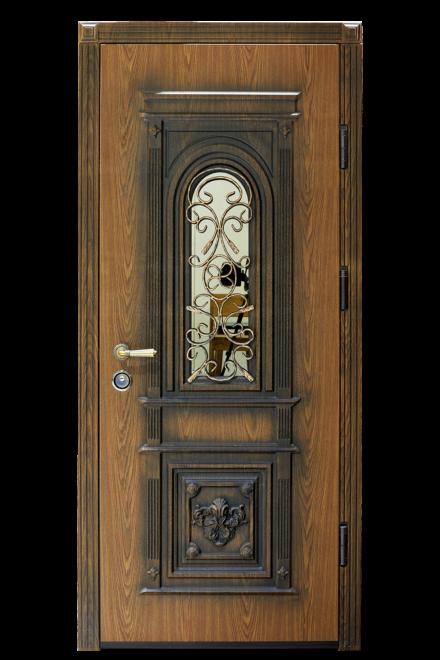Входная металлическая дверь Парма