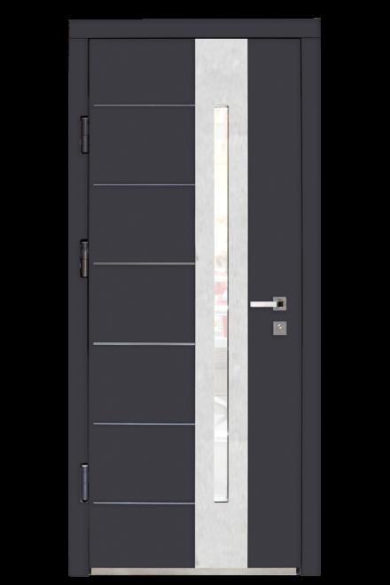 Входная металлическая дверь МАРС