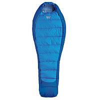 Спальний мішок Pinguin Mistral 195 Blue Right Zip PNG 213.195.Blue-R, КОД: 1693342