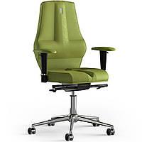 Кресло KULIK SYSTEM NANO Антара без подголовника без строчки Оливковый 16-909-BS-MC-0303, КОД: 1668858