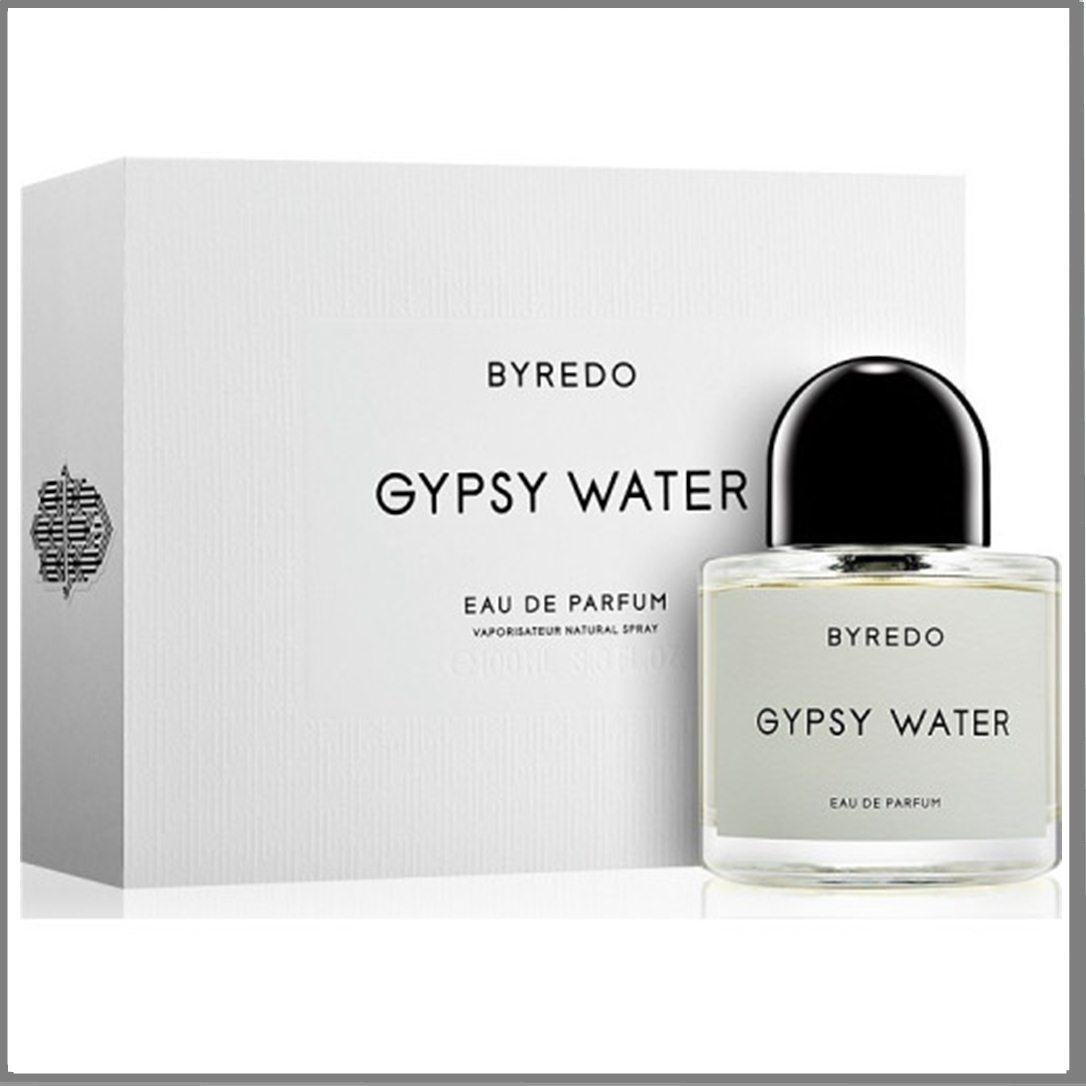 Byredo Gypsy Water парфюмированная вода 100 ml. (Байредо Цыганская вода)